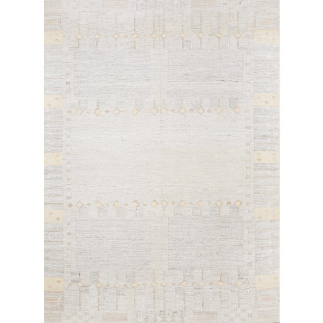 Schumacher Marstrand Hand-Woven Area Rug, Patterson Flynn Martin For Sale