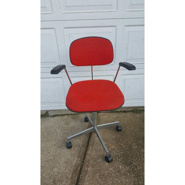 Danish Task Chair by Labofa Denmark For Sale - Image 11 of 11