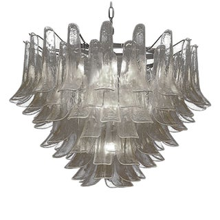 Portica Gold Chandelier For Sale