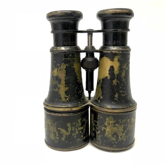 Vendome Paris U.S. Signal Corps Binoculars - Image 5 of 5