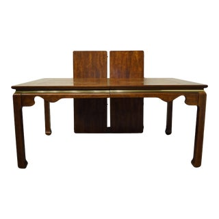 Asian Bassett Furniture Dining Table For Sale