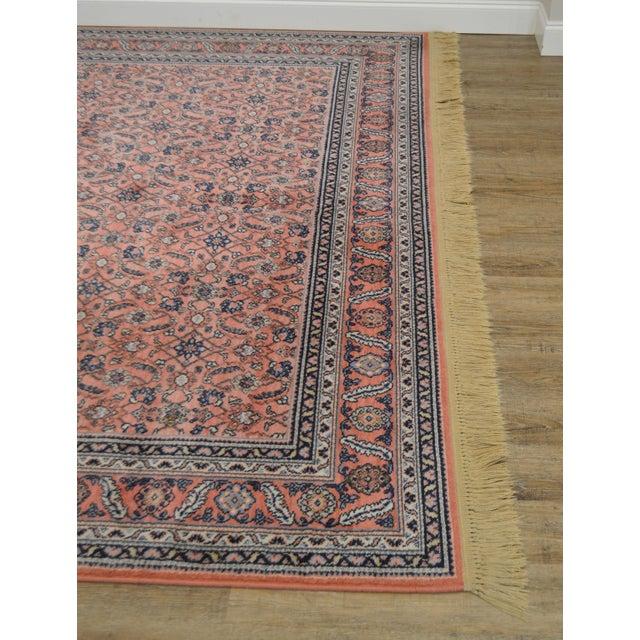 """Karastan """"Antique Feraghan"""" # 754 8.8'x12' Room Size Rug For Sale - Image 4 of 13"""