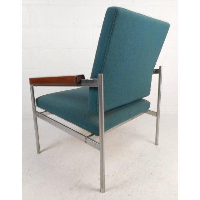 Vintage Modern Fritz Hansen Arm Chair - Image 6 of 10