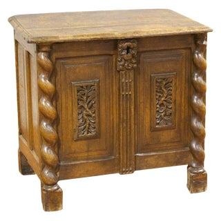 18th Century Oak Coffer For Sale