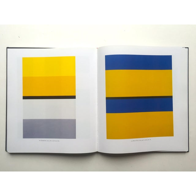 """""""Ellsworth Kelly the Years in France 1948 - 1954 """" 1st Edition Hardcover Exhibition Art Book For Sale In New York - Image 6 of 11"""