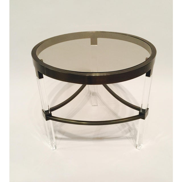 Charles Hollis Jones Occasional Table - Image 3 of 7