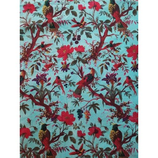 10 Yards Cotton Upholstery Velvet Textile For Sale
