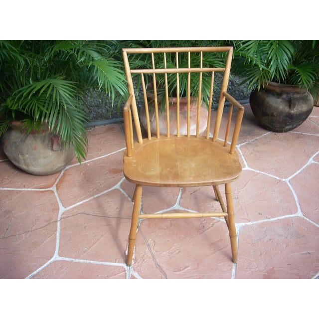 Combback Windsor Chair - Image 2 of 4