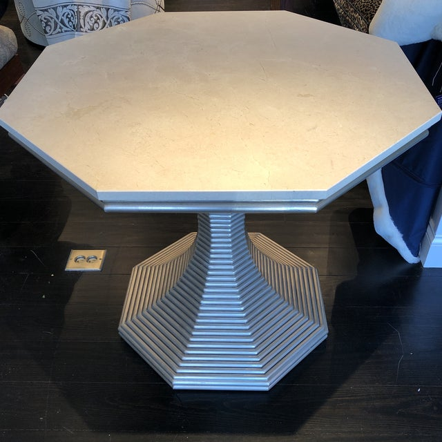Bunny Williams Hourglass Table For Sale In New York - Image 6 of 6