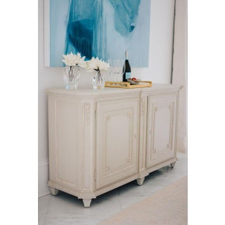Aria Buffet in Swedish Grey Preview