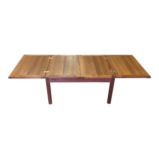 Danish Modern Extension Coffee Table