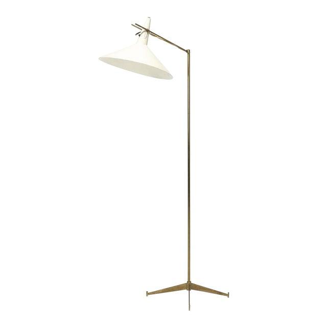 1954 Paul McCobb for Directional E-11 Floor Lamp For Sale