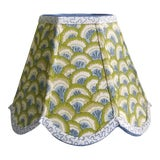 Image of Lampshade Clip on Brunschwig Fils Fabric For Sale