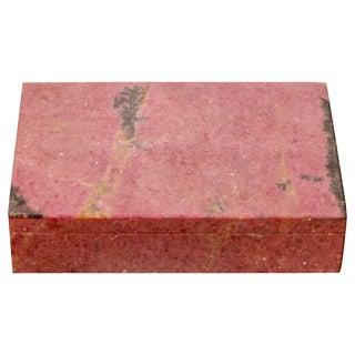 Rhodochrosite Box For Sale