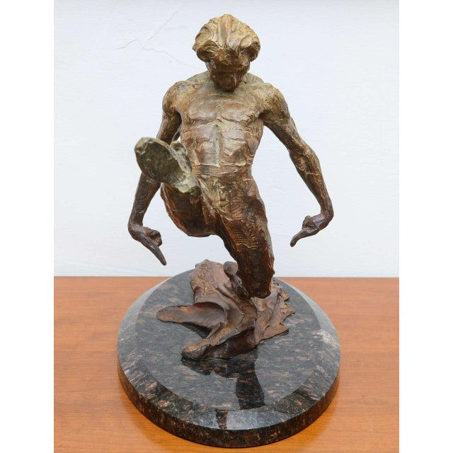 Richard Macdonald Suspension Flamenco Sculpture--2002 USA For Sale In Miami - Image 6 of 10