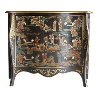 Drexel Heritage Asian Inspired Chest of Drawers