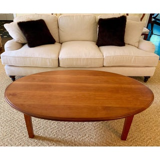 Traditional Charles Shackleton Solid Cherry Coffee Table Preview