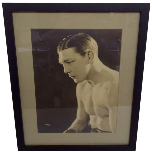 """Harry Greb """"Pittsburgh Windmill"""" Photography - Image 1 of 6"""