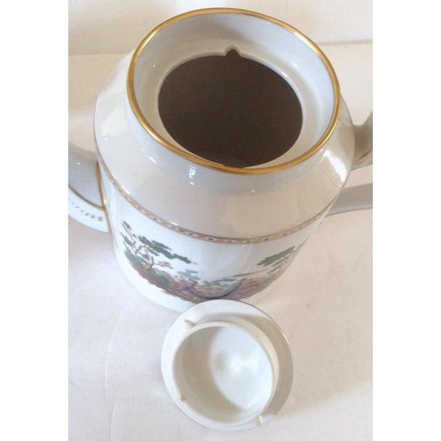 Richard Ginori Richard Ginori Tea Set For Sale - Image 4 of 5