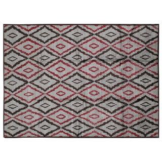Stark Studio Rugs Traditional New Oriental Tibetan Silk Rug - 9′ × 12′ For Sale