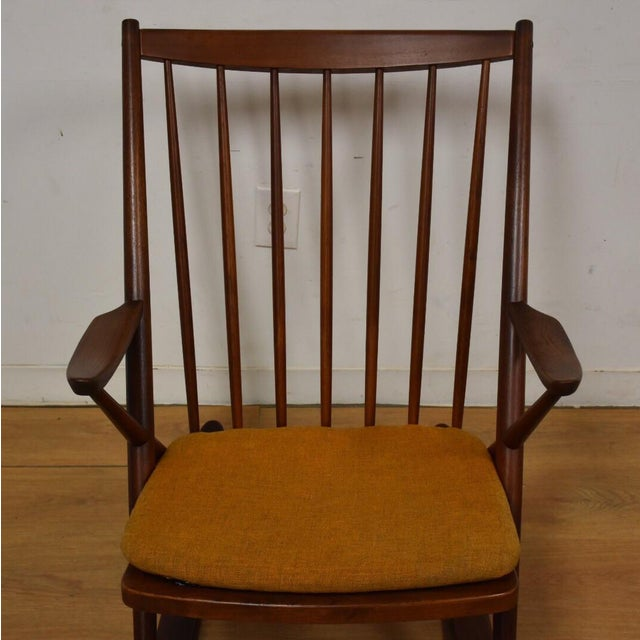 Bramin Danish Rocking Chair For Sale - Image 11 of 11