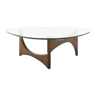 1950s Adrian Pearsall Freeform Coffee Table For Sale