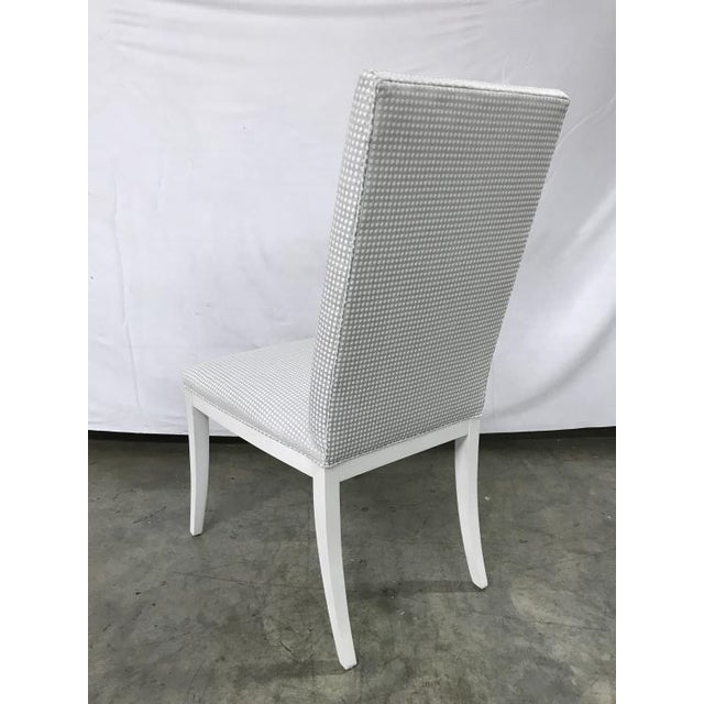 Transitional Highland House Crosby Side Chair For Sale - Image 3 of 4