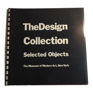 """The Design Collection: Selected Objects"" MoMA Book For Sale"