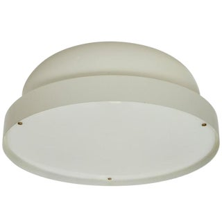 Jacques Biny Luminalite Ceiling Light For Sale