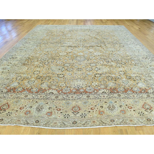 This is a Genuine Hand Knotted Oriental Rug. It is not Hand Tufted or Machine Made rug. Our entire inventory is made of...