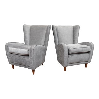 Paolo Buffa Lounge Chairs For Sale