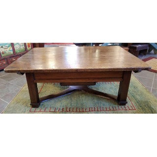 Rustic French Oak Coffee Table Preview