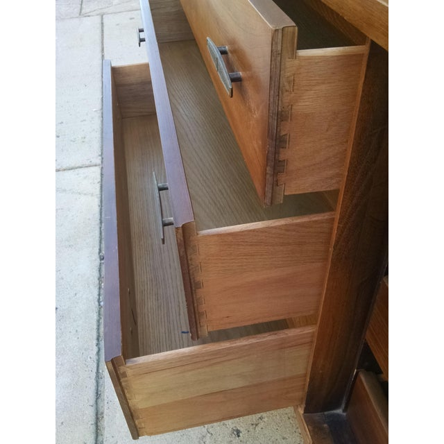 """Mid-Century Kent Coffey """"Townhouse"""" Dresser For Sale - Image 5 of 11"""