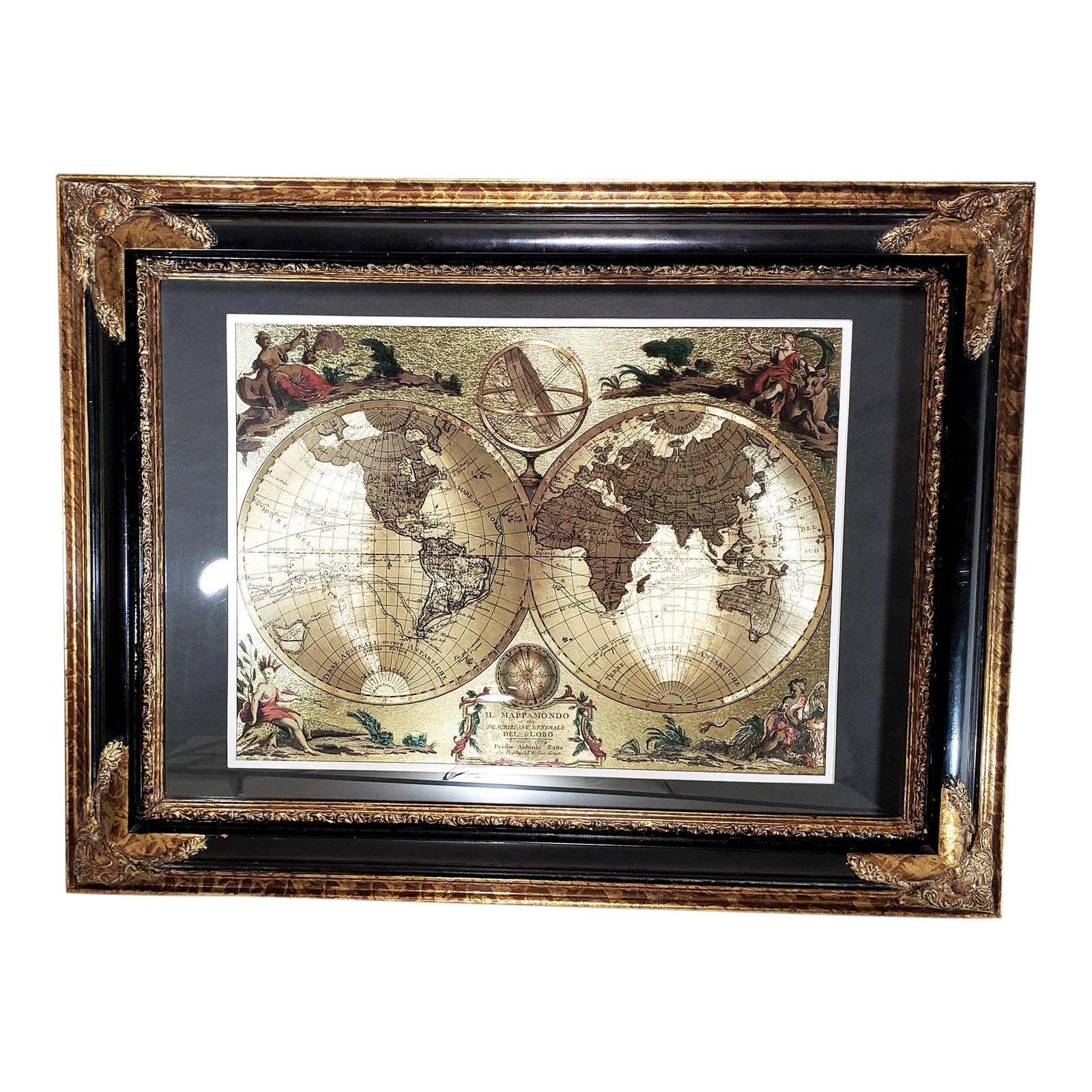 Why Fit In Gold Foil Print Vintage Foil Rose Gold Wall Art