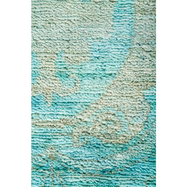 """Vibrance Hand Knotted Area Rug - 6' 2"""" X 9' 2"""" - Image 3 of 4"""
