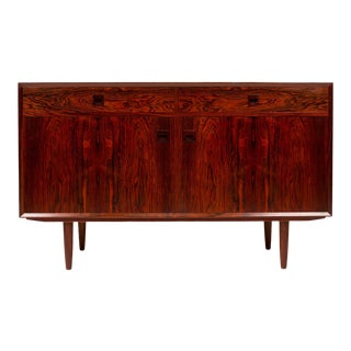 Vintage Brouer Danish Mid-Century Rosewood Sideboard 1960s For Sale