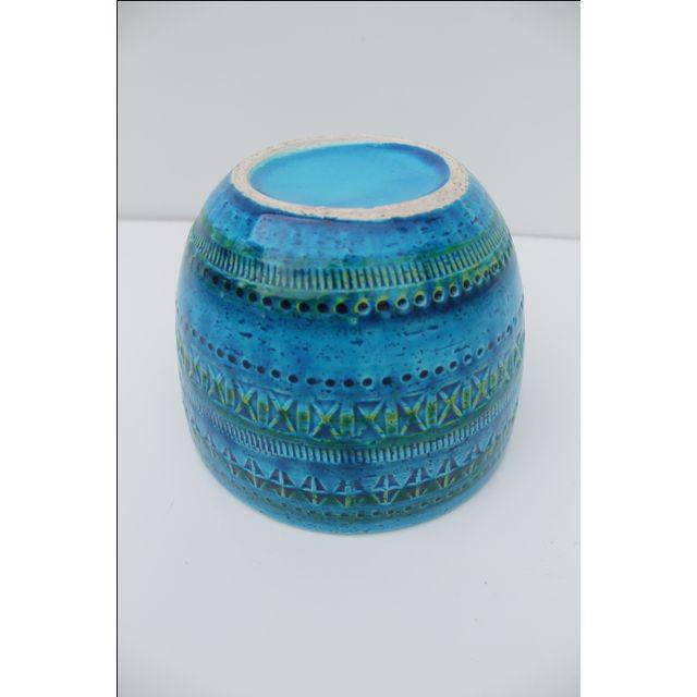 Aldo Londi Bitossi Pottery Planter - Image 5 of 6
