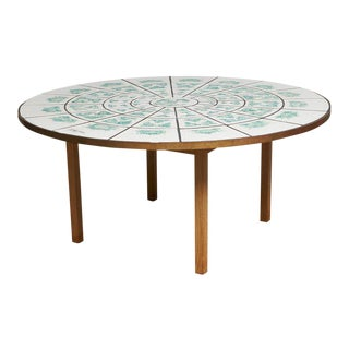 Bjorn Wiinblad Tile Table For Sale