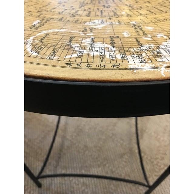Big Bamboo Feng Shui Side Table - Image 4 of 10