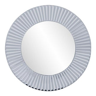 Torino Gray Wall Mirror from Kenneth Ludwig Chicago For Sale