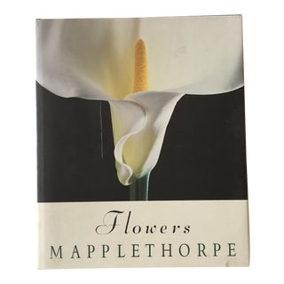 Flowers Mapplethorpe Book For Sale