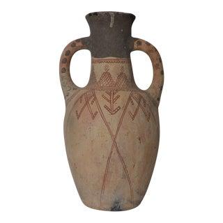 Vintage Terracotta Earthenware Terracotta Water Jar