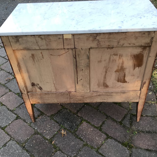 French 1960s French Empire Style Commode For Sale - Image 3 of 10