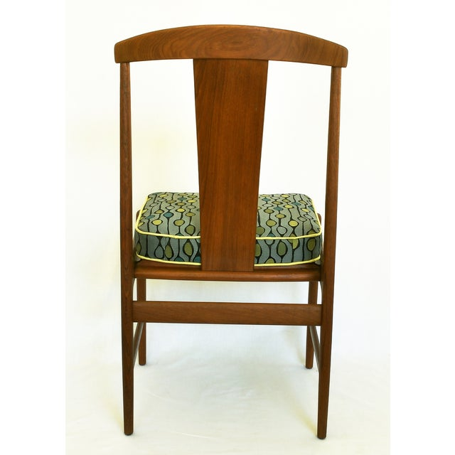 Mid-Century Dux Teak Chair by Folke Ohlsson - Image 5 of 7