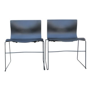 Handkerchief Chairs by Massimo Vignelli for Knoll - A Pair