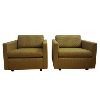 Jack Cartwright 5101 Lounge Chairs - A Pair For Sale