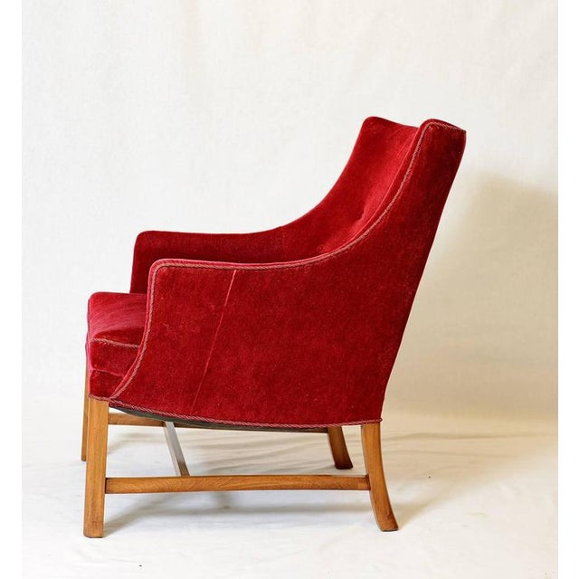 Frits Henningsen Lounge Chair - Image 4 of 8