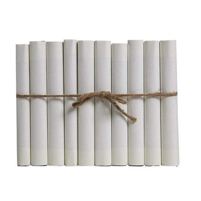 Modern Chiffon ColorPak : Custom Wrapped Decorative Books For Sale