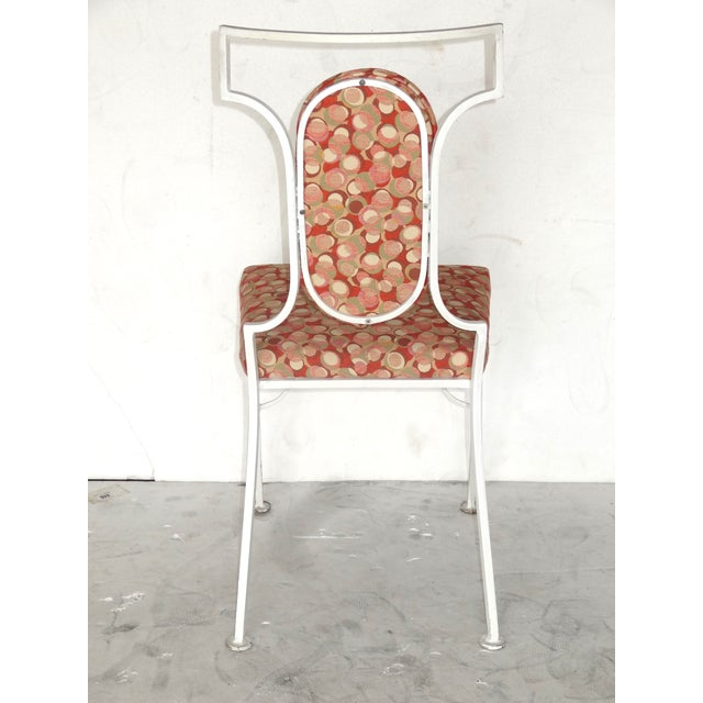 Mid-Century Modern Metal Chairs - Set of 4 - Image 7 of 8