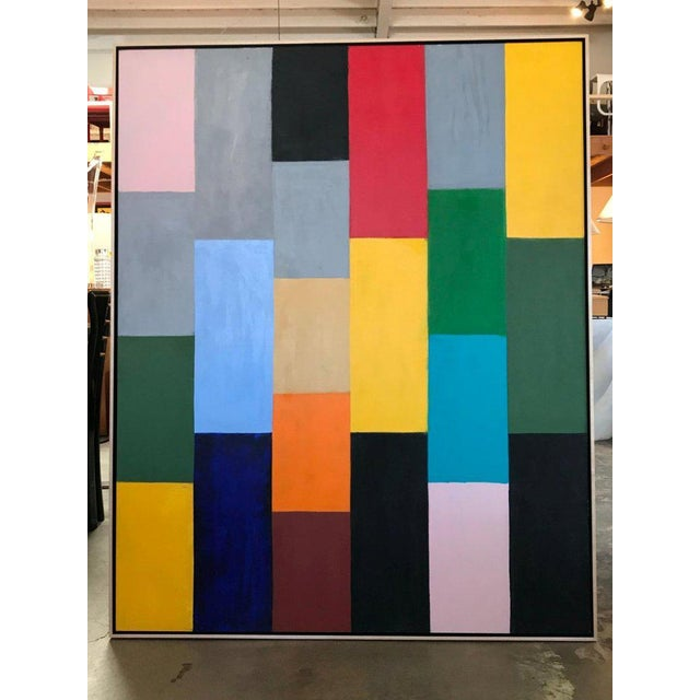 Large Painting by Doug Edge For Sale In Los Angeles - Image 6 of 8